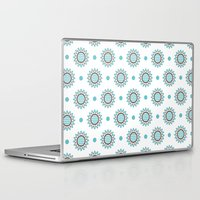 agnes cecile Laptop & iPad Skins featuring Agnes by Ludivineem