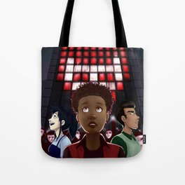The Psions cover Tote Bag