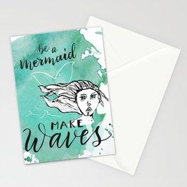Make Waves Stationery Cards