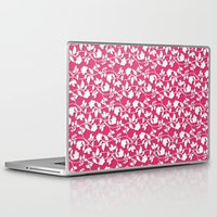 lace Laptop & iPad Skins featuring Lace by Mr and Mrs Quirynen