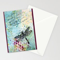 Dragonwings Stationery Cards