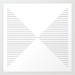 Converge Two Art Print