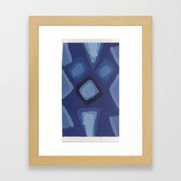21 - I Posit That I Saws It/Diamonds Are Insightful Framed Art Print