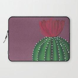 Flowering Cactus Laptop Sleeve