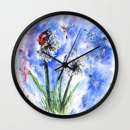 My Lady Wall Clock