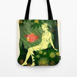 Divina Melancholia Tote Bag