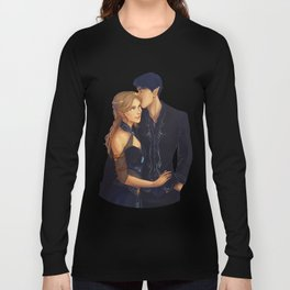 Feyre and Rhysand Long Sleeve T-shirt
