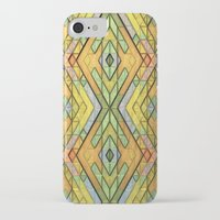 deco iPhone & iPod Cases featuring Deco Diamonds by Lyle Hatch