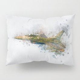 F16 Fighting Falcon Pillow Sham
