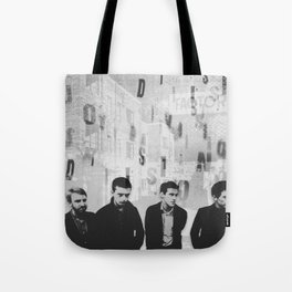 The Factory, Joy Division Tote Bag