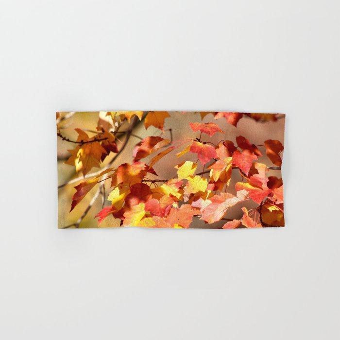 Fall Day Hand & Bath Towel