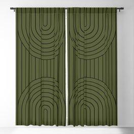 Arch Symmetry X Blackout Curtain
