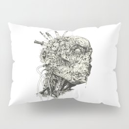 Growing Insanity Pillow Sham