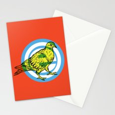 Mod Pigeon Stationery Cards