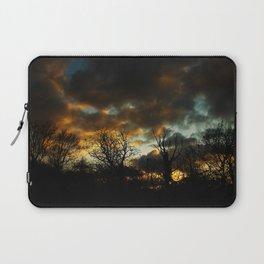 Moody Sunset Laptop Sleeve