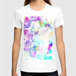 Girl bouquet T-shirt