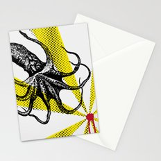 Kraken Up Stationery Cards