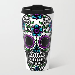 Sugar Skull 2 Travel Mug