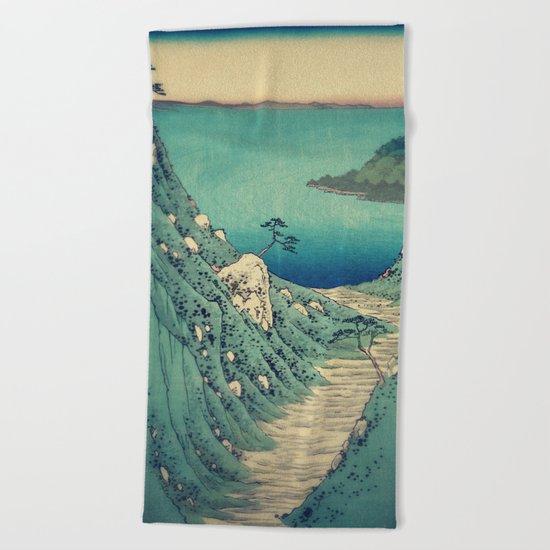 Pathway to Yuge Beach Towel