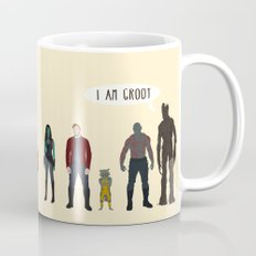 GUARDIANS OF THE GALAXY Mug