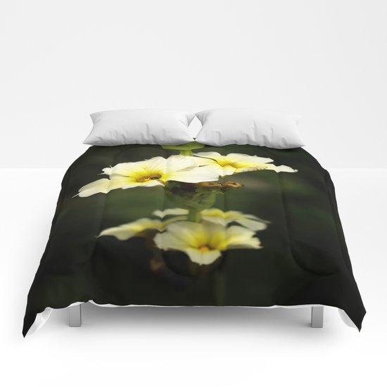 In the garden Comforters