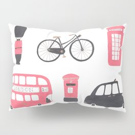 London Town Pillow Sham