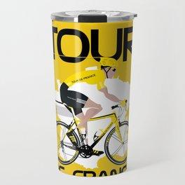 Tour De France Travel Mug