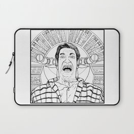 Total Recall - The Machine Laptop Sleeve