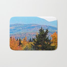 From Hills to Mountains Bath Mat
