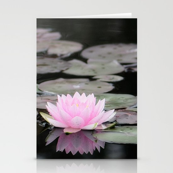 The Lily Pad Stationery Cards