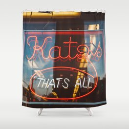 Katz II Shower Curtain
