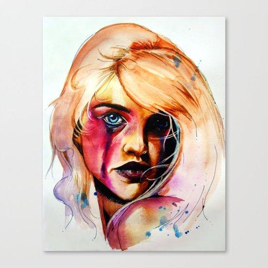 Acerbic Canvas Print