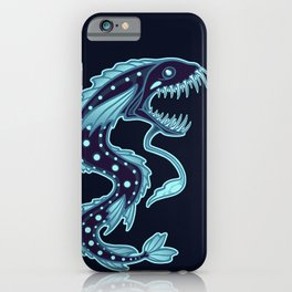 Abyssal Lurker iPhone Case
