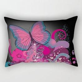 Mystic Butterfly Rectangular Pillow