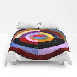 """Robert Delaunay """"Premier Disque"""" Comforters"""