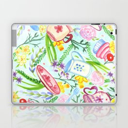 Spring High Tea Laptop & iPad Skin