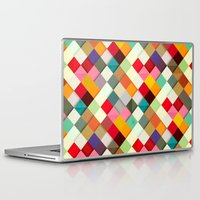 man Laptop & iPad Skins featuring Pass this On by Danny Ivan