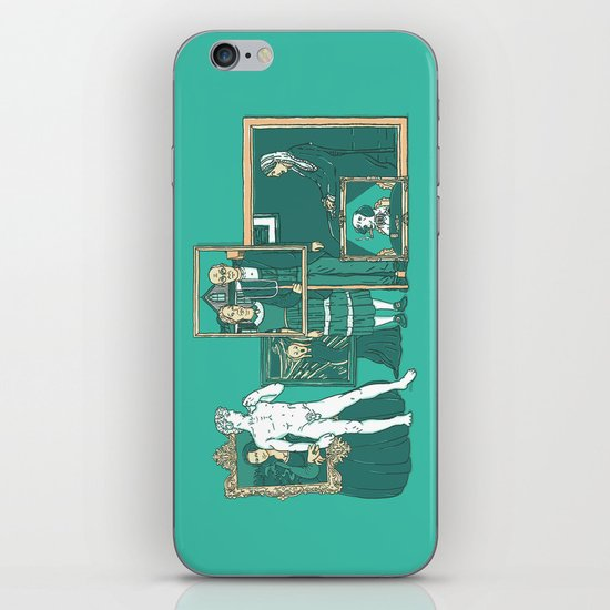 Meeting the parents iPhone & iPod Skin