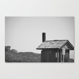 Withstanding Edge Canvas Print