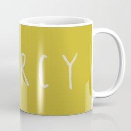 Mercy x Mustard Coffee Mug