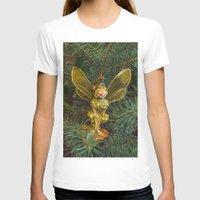 elf T-shirts featuring Winged elf by Svetlana Korneliuk