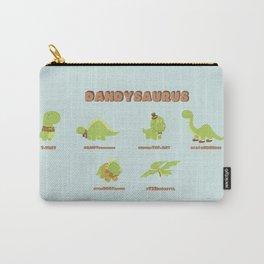 DANDYSAURUS Carry-All Pouch