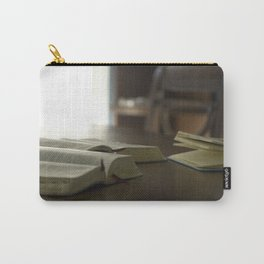 Search, Ponder, Pray Carry-All Pouch