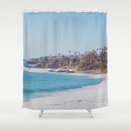 Laguna Shores Shower Curtain
