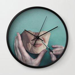 Mrs Hudson Wall Clock