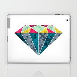 Diamond Geometric Laptop & iPad Skin