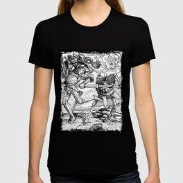 Death Killing a Soldier, Danse Macabre T-shirt