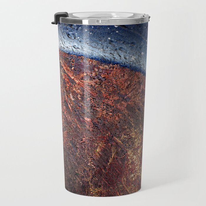 smoldering planet (Small Space 22) Travel Mug