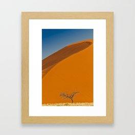 Namib Naukluft Desert Framed Art Print