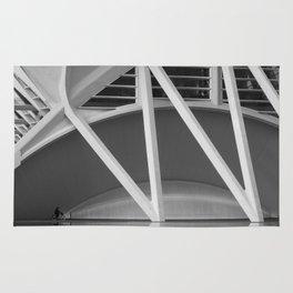 CALATRAVA | architect | City of Arts and Sciences Rug